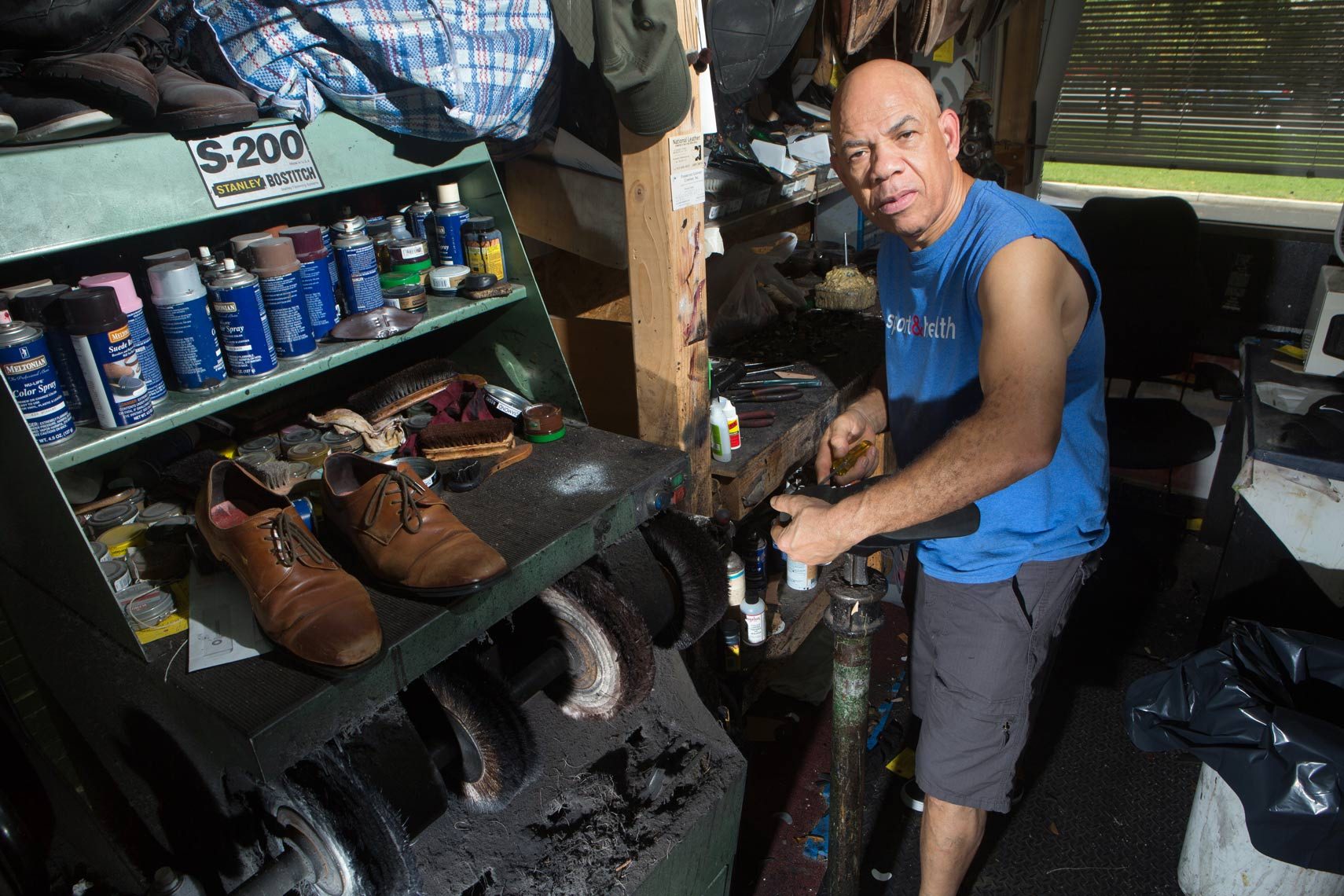 EASTERN MARKET SHOE REPAIR
